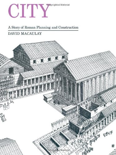 City: A Story of Roman Planning and Construction by Graphia