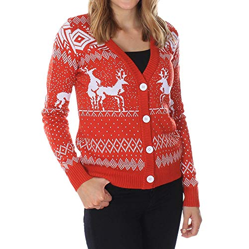 Forthery Ugly Christmas Sweater Clearance Women's Funny Knit