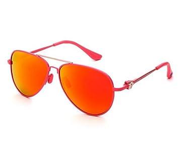 GOUQIN Gafas De Sol El Nuevo Niño Gafas De Sol Polarizadas Gafas De Sol Reflectantes Coloridos