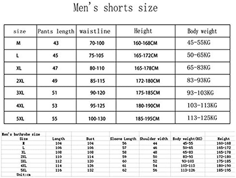 HQ-PJS Schlafanzüge Männer Silk Pyjamas Shorts Zweiteiliger Anzug Sommer-dünne Langärmelige Nightgown Plus Size Drachen Robe Bademantel (Color : Blue, Size : XL): Küche & Haushalt