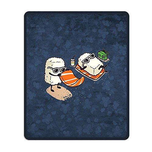 Unyiqun Vacation Sushi Creative Custom Fashion Mouse Pad