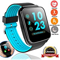 Smart Watch Phone Pedometer Stopwatch Features
