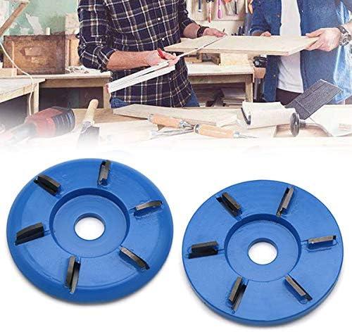 90mm 6 Zähne Power Holzschnitzerei Disc Fräseinsatz für Winkelschleifer Werkzeug