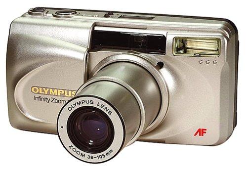 Olympus Infinity 105QD 35mm Camera