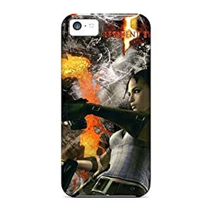meilz aiaiNew Hard Cases Premium ipod touch 5 Skin Cases Covers(resident Evil 5)meilz aiai
