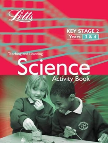 KS2 Science Activity Book Years 3-4 (Key Stage 2 Science Textbooks)