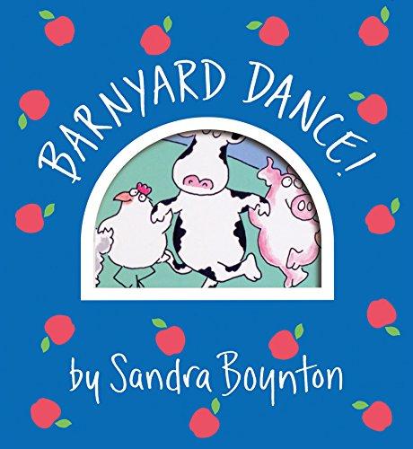 Barnyard Dance! (Oversized Lap Edition) (Boynton on Board) (Barn Big Farm)