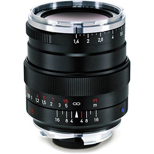 Zeiss 35mm 1.4 Distagon T* ZM Lens for Zeiss Ikon and Leica