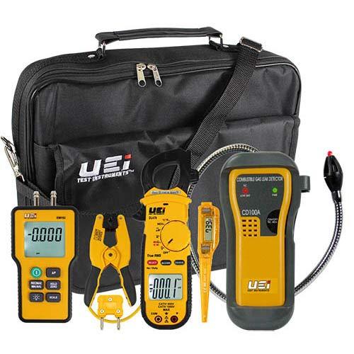 UEI Test Equipment TACK10 Test & Check Kit (Uei Test Equipment)