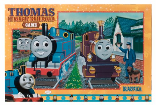 Thomas and the Magic Railroad Game by Briar Patch