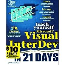 Teach Yourself Microsoft Visual Interdev in 21 Days