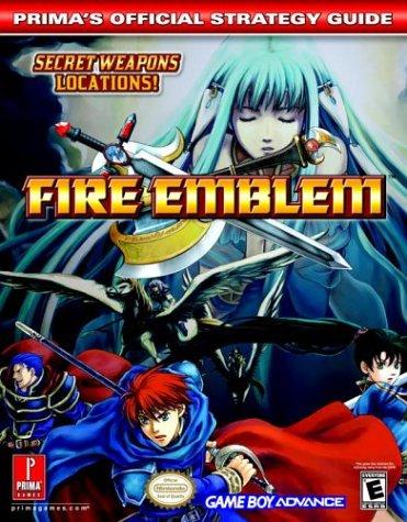 Fire Emblem Prima S Official Strategy Guide Prima Games 0050694034560 Amazon Com Books