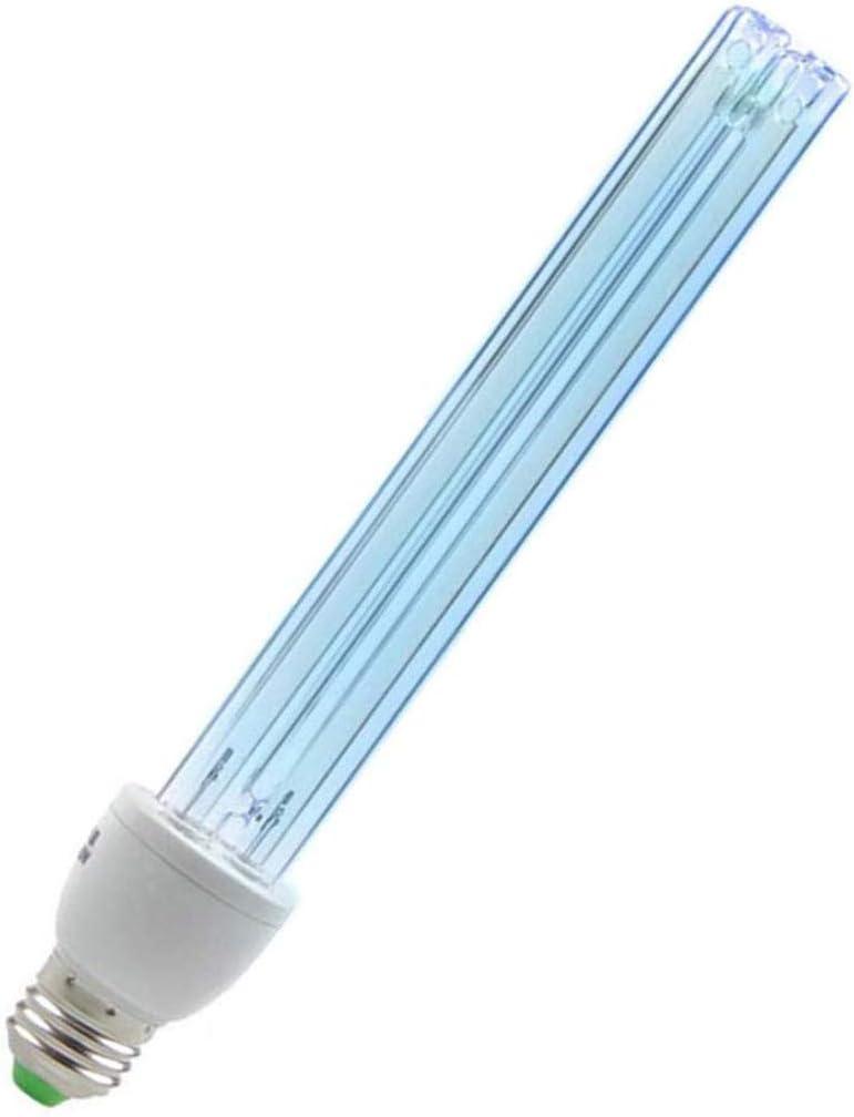 Una lampada UV che sanifica spazi molto ampi