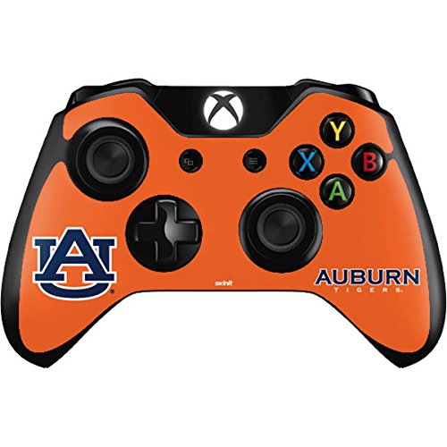 Auburn University Xbox One Controller Skin - Auburn Tigers Orange Vinyl Decal Skin For Your Xbox One Controller by Skinit