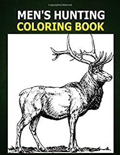 Hunting Fishing and Wildlife Coloring Book Michael Waguespack