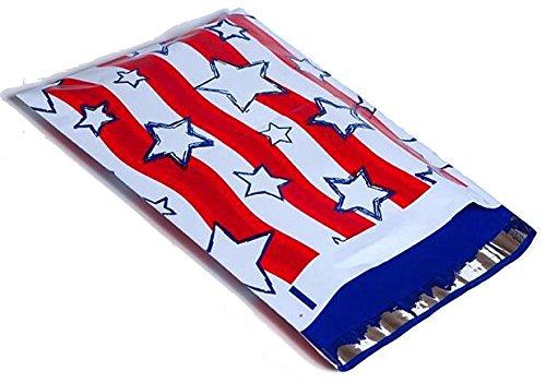 Patriotic Poly Mailer