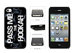 Trippy Pass Me the Hookah Plastic Phone Case Back Cover Apple iPhone 4 4s