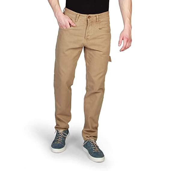 new style drop shipping on sale online Timberland A157C Men's Chinos Brown