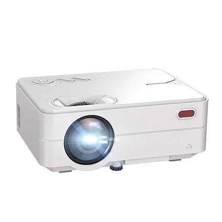 DPFXNN Proyector Inteligente de Alta definición, 1080P, proyector ...