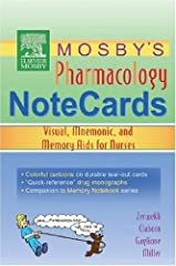 A colorfully illustrated collection of spiral-bound, removable cards, this notebook covers key pharmacology topics and drugs. It is uniquely designed to help students master pharmacology both in class and in preparing for the NCLEX® examinati...