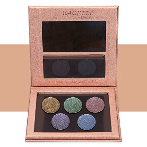 Empty Magnetic Makeup Palette DIY Eye Shadow, LUCA Pigment T
