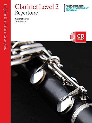 Clarinet Repertoire 2
