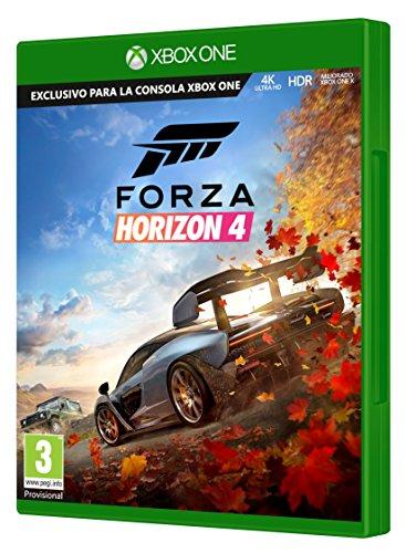 Forza Horizon 4 Microsoft Amazon Es Videojuegos