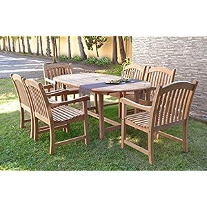 51GNLX-lrNL._SS300_ 51 Teak Outdoor Furniture Ideas For 2020