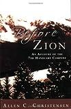 Before Zion, Allen C. Christensen, 1555177492