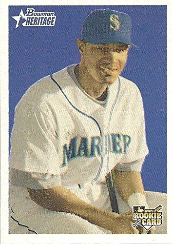 2006 Bowman Heritage Baseball - 1