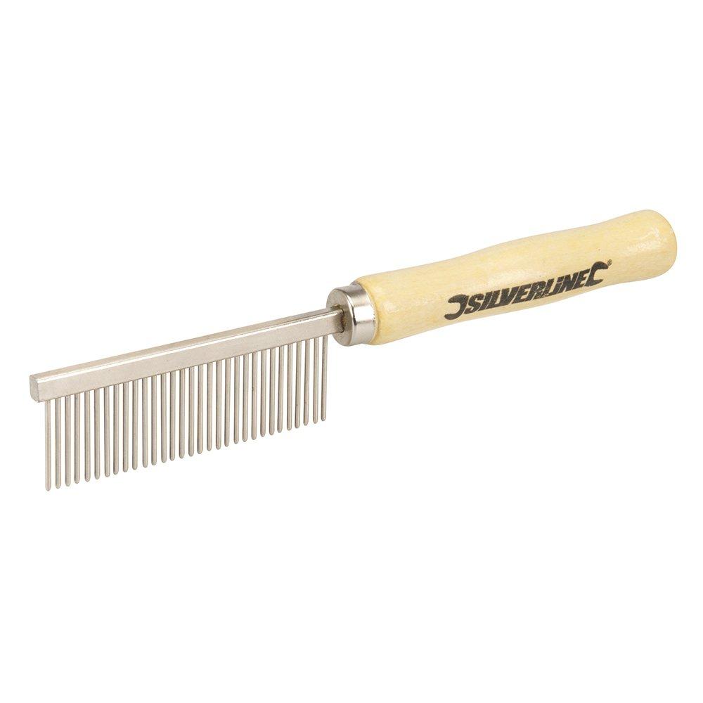 Silverline 629268 Farbpinsel-Reinigungskamm 175 mm Toolstream Limited - DE