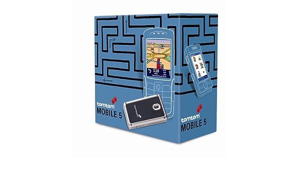 Tomtom Mobile 5 Navigation GPS Bundle Alemania Nokia 9300 y ...