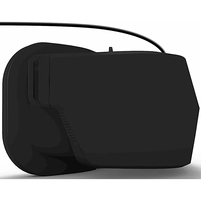 Direkt-Tek WVR2 VR Glasses for Windows Gaming PCs - Black