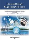 Power and Energy Engineering Conference 2010, Yu Zhang, Yuming Xing, Sujian Wang, Jian Jiao, 1935068172