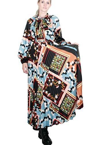 Vestido Sfizio Manga Para Mujer Larga TxPwOrqx