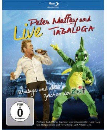 Blu-ray : Peter Maffay - Tabaluga & Die Zeichen Der Zeit: Live (Blu-ray)