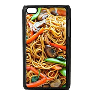 Delicious Noodles Ipod Touch 4 Case, Kweet - Black