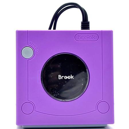 CtrlDepot Brook GC Gamecube Controller Adapter für Wii U USB PC Android Super Smash Bros Joysticks Adapter