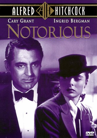 Image result for notorious grant dvd