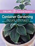 Container Gardening, Jenny Hendy, 0060786310