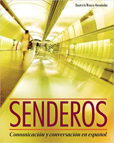 Senderos (World Languages) 1st Edition, Kindle Edition