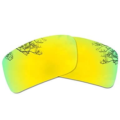 87acc99247 Image Unavailable. Image not available for. Color  Dynamix Polarized  Replacement Lenses for Oakley Gascan ...