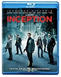 Cover Image for 'Inception (Blu-ray/DVD Combo + Digital Copy)'