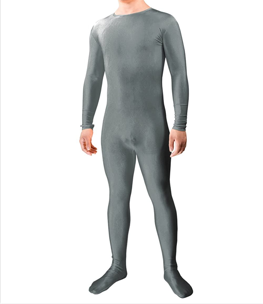 SHINNINGSTAR Adults Well Fit Lycra Spandex One Piece Unitard Custome Bodysuit: Clothing
