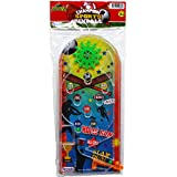 DollarItemDirect 10.5'' Hand Pinball Game in PEGABLE PP Bag, Case of 72