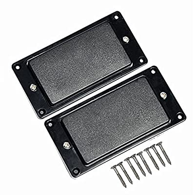 1set Humbucker Pickup Black for Gibson Les Paul Replacement from Shenzhen Lotmusic Technologe Co.,Ltd
