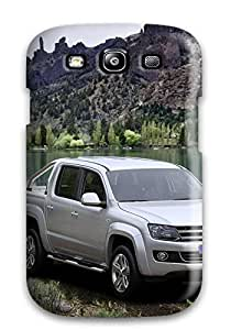 Tpu Case Cover Compatible For Galaxy S3/ Hot Case/ Volkswagen Amarok 9
