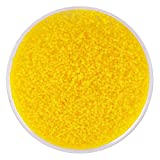 Niome Water Beads Pack (10000 beads) Rainbow Mix Jelly Water Growing Balls for Kids Tactile Sensory Toys, Vases, Plants, Wedding and Home Decoration Yellow
