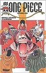 One Piece, Tome 20 : Bataille décisive à Alubarna par Oda