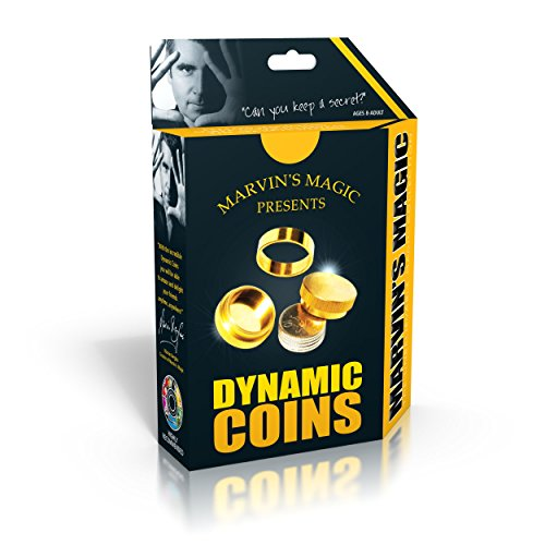 Marvin's Magic The Dynamic Coins -
